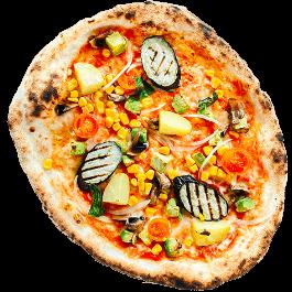 アボカドと7種野菜のベジタリアーノ