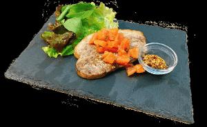 三河ポークロース肉の低温ロースト